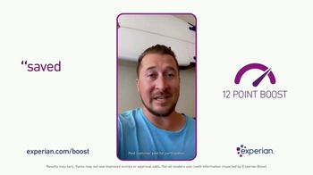 Experian Boost TV Spot, 'Helped Me Lower My Car Payments' - Thumbnail 6