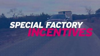 AutoNation Summer Clearance Event TV Spot, 'Back on the Road: Factory Incentives' - Thumbnail 2