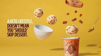 Halo Top Caramel Butter Pecan TV Spot, 'A Keto Lifestyle' Song by SATV Music
