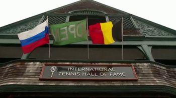 International Tennis Hall of Fame TV Spot, 'Celebrating the History of Tennis' - Thumbnail 2