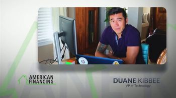 American Financing TV Spot, 'Growing: Hiring' - Thumbnail 3