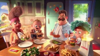 Grubhub TV Spot, 'Reward Yourself: Delivery Perk' Song by Fatboy Slim