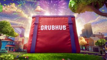 Grubhub TV Spot, 'Reward Yourself: Delivery Perk' Song by Fatboy Slim - Thumbnail 7