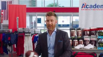Academy Sports + Outdoors TV Spot, 'Gear Up: Shoes, Nike and Crocs' Featuring Marty Smith - Thumbnail 9