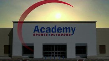 Academy Sports + Outdoors TV Spot, 'Gear Up: Shoes, Nike and Crocs' Featuring Marty Smith - Thumbnail 1