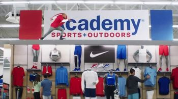 Academy Sports + Outdoors TV Spot, 'Gear Up: Shoes, Nike and Crocs' Featuring Marty Smith - 2 commercial airings