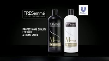 TRESemmé Moisture Rich TV Spot, 'Healthy-Looking Hair At Home' - Thumbnail 10