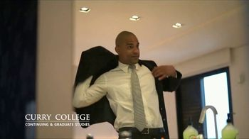 Curry College Continuing and Graduate Studies TV Spot, 'Your Time' - Thumbnail 1
