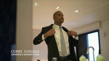Curry College Continuing and Graduate Studies TV Spot, 'Your Time' - Thumbnail 2