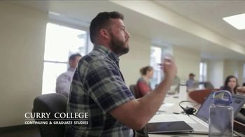 Curry College Continuing and Graduate Studies TV Spot, 'Your Time' - Thumbnail 3
