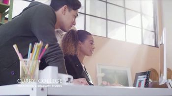 Curry College Continuing and Graduate Studies TV Spot, 'Your Time' - Thumbnail 5