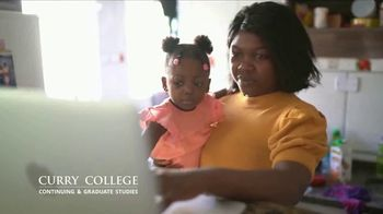 Curry College Continuing and Graduate Studies TV Spot, 'Your Time' - Thumbnail 6