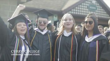 Curry College Continuing and Graduate Studies TV Spot, 'Your Time' - Thumbnail 7