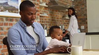 Curry College Continuing and Graduate Studies TV Spot, 'Your Time' - Thumbnail 8