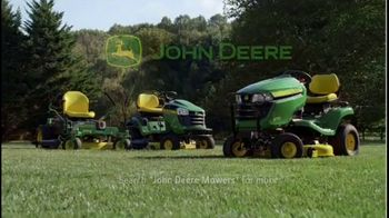 John Deere TV Spot, 'Grass Masters' - Thumbnail 9