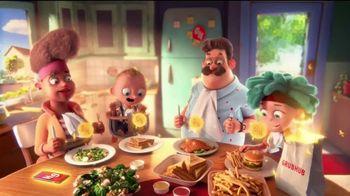 Grubhub TV Spot, 'Reward Yourself: $10 Off Perk' Song by Fatboy Slim - Thumbnail 8