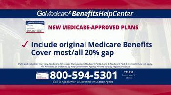 GoMedicare TV Spot, 'Medigap Insurance' - Thumbnail 4