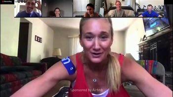 Airbnb Festival TV Spot, 'Connect Like Never Before' Feat. Kerri Walsh Jennings, Allyson Felix - Thumbnail 6