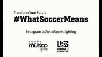 U.S. Soccer Foundation TV Spot, 'What Soccer Means' Featuring Mickey Dollens - Thumbnail 9