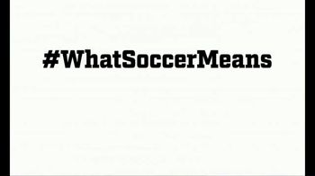 U.S. Soccer Foundation TV Spot, 'What Soccer Means' Featuring Mickey Dollens - Thumbnail 8