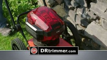 DR Power Equipment Trimmer TV Spot, 'Does It All: Six Month Trial' - Thumbnail 4