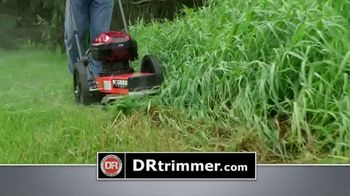 DR Power Equipment Trimmer TV Spot, 'Does It All: Six Month Trial' - Thumbnail 5