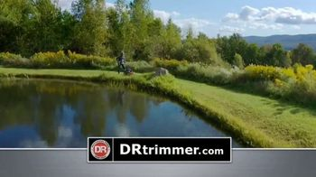 DR Power Equipment Trimmer TV Spot, 'Does It All: Six Month Trial' - Thumbnail 7