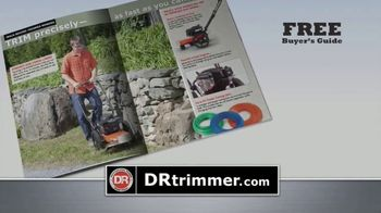 DR Power Equipment Trimmer TV Spot, 'Does It All: Six Month Trial' - Thumbnail 8