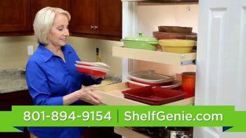 ShelfGenie TV Spot, 'Kitchen Cabinets'