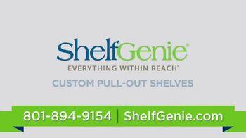 ShelfGenie TV Spot, 'Kitchen Cabinets' - Thumbnail 3