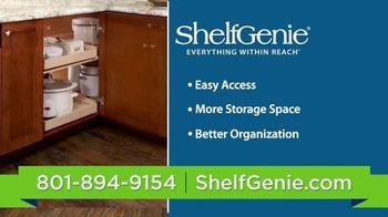 ShelfGenie TV Spot, 'Kitchen Cabinets' - Thumbnail 6