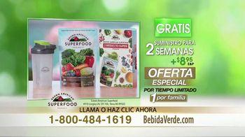 Grown American Superfoods TV Spot, 'Agua, jugo, leche y yogur' [Spanish] - Thumbnail 6