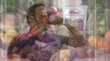 Grown American Superfoods TV Spot, 'Agua, jugo, leche y yogur' [Spanish]