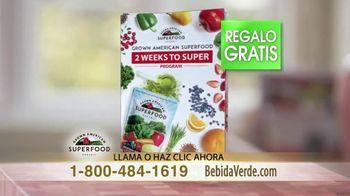 Grown American Superfoods TV Spot, 'Agua, jugo, leche y yogur' [Spanish] - Thumbnail 5