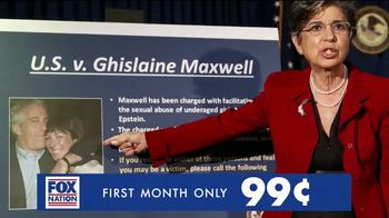 FOX Nation TV Spot, 'A Ghislaine Maxwell Investigation With Nancy Grace' - Thumbnail 5