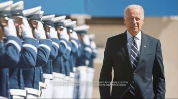 Biden for President TV Spot, 'Tested'