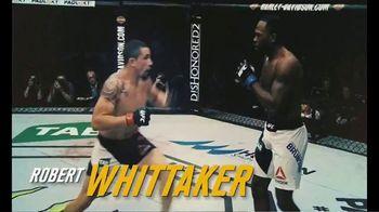 ESPN+ TV Spot, 'UFC Fight Night: Whittaker vs. Till' Song by Vince Staples - Thumbnail 4