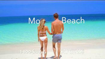 Sandals Resorts Montego Bay TV Spot, 'Mo Fun: Now Open'