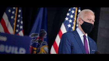 Biden for President TV Spot, 'Serious Threat' - 105 commercial airings