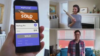 Mercari TV Spot, 'The No Meet Up Marketplace: It's Easy' - Thumbnail 6