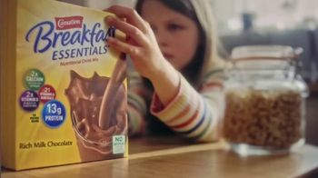 Carnation Breakfast Essentials TV Spot, 'Today Could Change Everything'