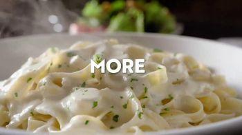 Olive Garden TV Spot, 'More Alfredo Sauce' - Thumbnail 6