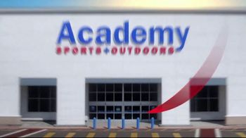 Academy Sports + Outdoors TV Spot, 'Gear Up: Favorite Brands' Featuring Marty Smith
