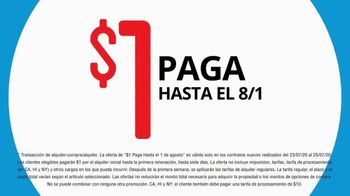 Rent-A-Center TV Spot, 'Paga $1 dólar' [Spanish] - Thumbnail 6