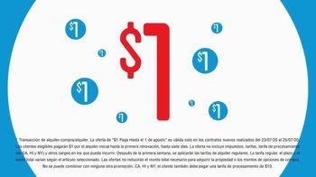 Rent-A-Center TV Spot, 'Paga $1 dólar' [Spanish] - Thumbnail 5