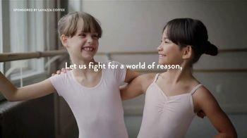 Lavazza TV Spot, 'The New Humanity'