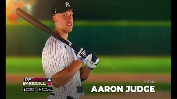 MLB Tap Sports Baseball 2020 TV Spot, 'Not Just Any Baseball Game' Featuring Aaron Judge