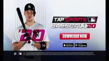 MLB Tap Sports Baseball 2020 TV Spot, 'Not Just Any Baseball Game' Featuring Aaron Judge - Thumbnail 10