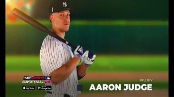 MLB Tap Sports Baseball 2020 TV Spot, 'Not Just Any Baseball Game' Featuring Aaron Judge - Thumbnail 3