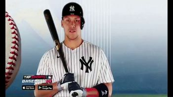 MLB Tap Sports Baseball 2020 TV Spot, 'Your Players, Team and Game' Featuring Aaron Judge - Thumbnail 1